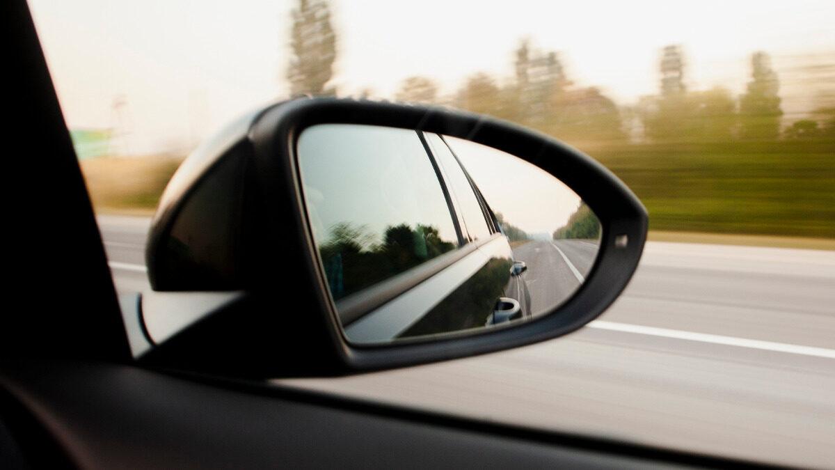 ponto cego - como evitar acidentes